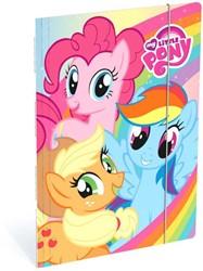 Disney My Little Pony Elastomap Folio Karton