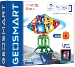 GeoSmart GeoSmart Space Ball - 36 pcs