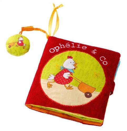 Lilliputiens Ophélie & Co boek