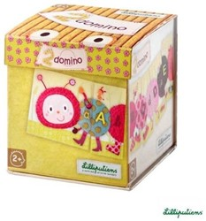 Lilliputiens 2 Domino Juliette NEW