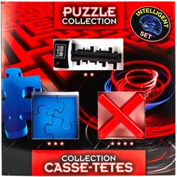Planet Happy Puzzelspel Intelligent Puzzles collection