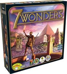 Planet Happy - Familiespellen - 7 Wonders NL