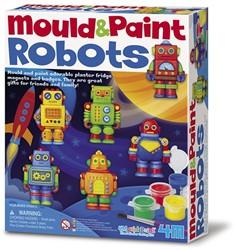 4M Crea GIPS GIETEN EN VERVEN: ROBOTS