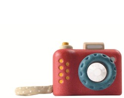 Plan Toys  houten leerspel My first camera