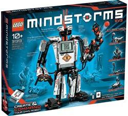 Lego Mindstorms EV3 31313 - taal DE