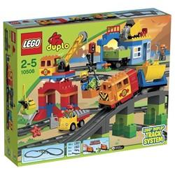 Lego  Duplo set Luxe treinset 10508