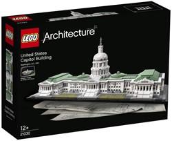 Lego  Architecture set US Capital Building 21030