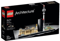 Lego  Architecture set Berlin 21027