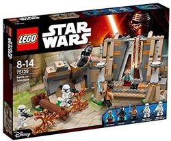 Lego  Star Wars set Battle on Takadana 75139