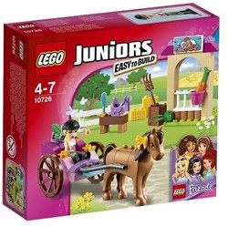 Lego  Juniors set Stephanies Koets 10726