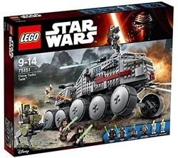 Lego  Star Wars set Clone Turbo Tank 75151