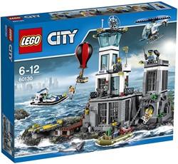 Lego  City politie Gevangeniseiland 60130