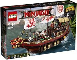 LEGO Ninjago Destiny`s  Bounty 70618