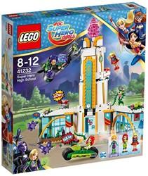 Lego  DC Super Hero Girls set Superheldenschool 41232