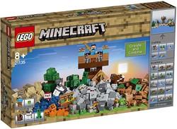 LEGO Minecraft De Crafting-box 2.0 21135