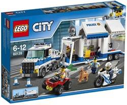 Lego  City politie Mobiele commandocentrale 60139