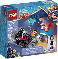 Lego  DC Super Hero Girls set Lashina tank 41233