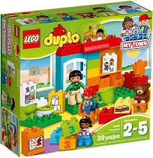 Lego  Duplo set Kleuterklas 10833