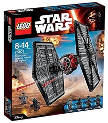 Lego  Star Wars set First Order Special Forces TIE 75101