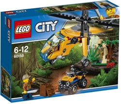 LEGO City Jungle vrachthelikopter 60158