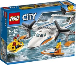 LEGO City Reddingswatervliegtuig 60164