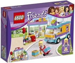 Lego  Friends set Heartlake pakjesdienst 41310