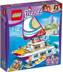LEGO Friends Sunshine catamaran 41317