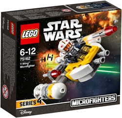 Lego  Star Wars set Y-Wing Microfighter 75162