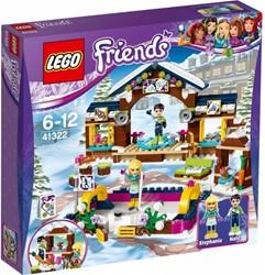 LEGO Friends Wintersport ijsbaan 41322