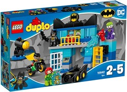 Lego  Duplo set Batcave uitdaging 10842