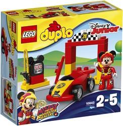 LEGO DUPLO Disney Mickey's racewagen 10843
