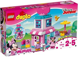 LEGO DUPLO Disney Minnie Mouse Bow-tique 10844