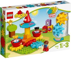 Lego  Duplo set mijn eerste draaimolen 10845