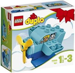 Lego  Duplo set Mijn eerste vliegtuig 10849