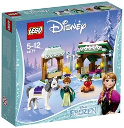 Lego  Disney Princess Annas sneeuwavontuur 41147