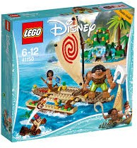 Lego  Disney Vaiana Oceaanreis 41150
