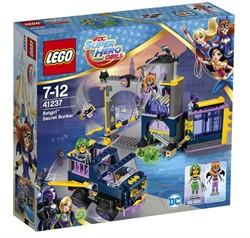 LEGO DC Super Hero Girls Batgirl geheime bunker 41237