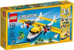 Lego  Creator voertuig Eiland-avonturen 31064
