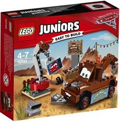 LEGO Juniors Takels sloopterrein 10733