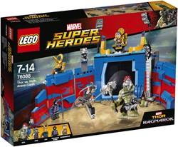 LEGO Super Heroes Thor vs Hulk: arenagevecht 76088