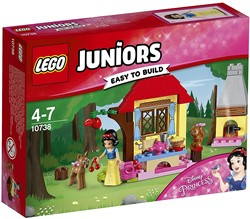 LEGO Juniors Sneeuwwitjes boshut 10738