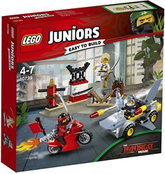 LEGO Juniors Haaienaanval 10739