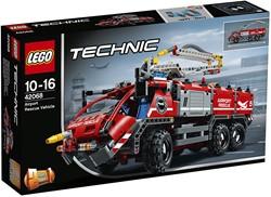 LEGO Technic Vliegveld-reddingsvoertuig 42068