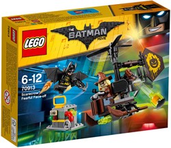 LEGO Batman Movie Scarecrow angstaanval 70913