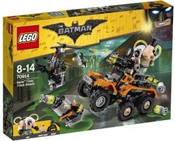 LEGO Batman Movie Bane giftruck-aanval 70914