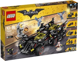 LEGO Batman De ultieme Batmobile 70917