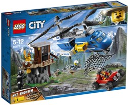 LEGO City bergarrestatie 60173