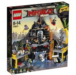 Lego Ninjago Garmadon's vulkaanbasis 70631