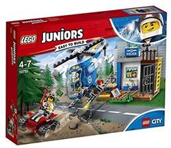 LEGO Juniors Politieachtervolging in de bergen 10751