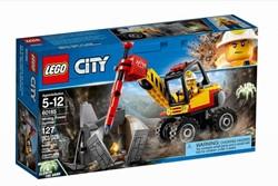 Lego City Krachtige mijnbouwsplitter Lego 60185